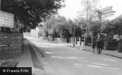 Norton, Welham Road c.1965, Norton-on-Derwent