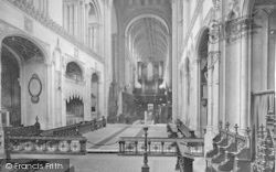 Norwich, Cathedral, Choir West 1919