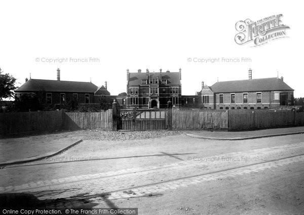 Norwich, Jenny Lind Hospital 1901