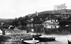 Noss Mayo, From Newton 1901