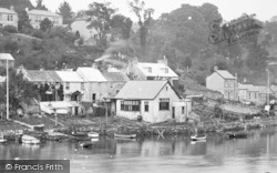 Noss Mayo, From The River Yealm 1924