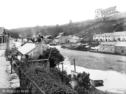 Noss Mayo, General View 1931