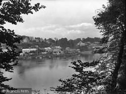 Noss Mayo, River Yealm 1924
