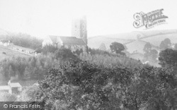 Noss Mayo, St Peter's Church 1901