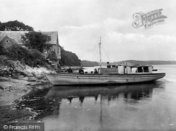 Noss Mayo, Steer Point And Ferry 1924