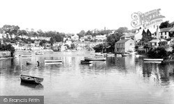 Noss Mayo, The Harbour c.1960