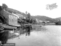 Noss Mayo, The River Yealm 1931