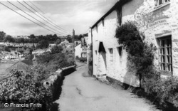 Noss Mayo, The Village c.1960