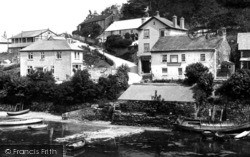 Noss Mayo, Village And River Yealm 1930
