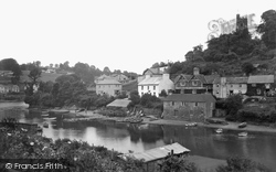 Noss Mayo, Village And Yealm 1931