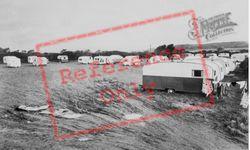 Llynvi Caravan Site c.1955, Nottage