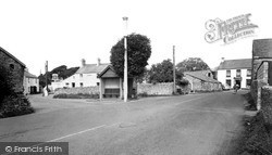 Nottage, The Village Bus Shelter c.1955