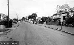 West Road c.1955, Nottage