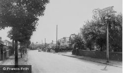 West Road c.1965, Nottage