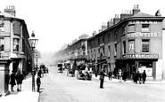 Nottingham, Carrington Street 1890