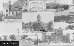 Nottingham, Composite c.1955