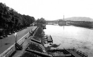 Nottingham, Landing Stages, Turney's Quay 1893
