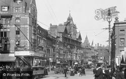 Long Row East 1902, Nottingham