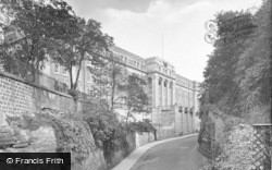 Nottingham, Nurses Quarters General Hospital 1923