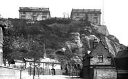 Nottingham, the Castle 1890
