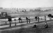 Nottingham, the Forest Racecourse 1893