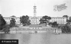 Nottingham, The University c.1955