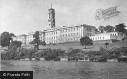 Nottingham, The University College 1890