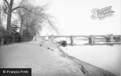 Nottingham, Trent Bridge 1890