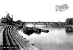 Trent Bridge 1902, Nottingham