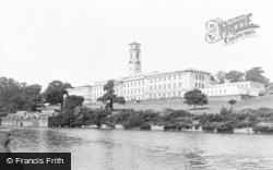 Nottingham, University c.1955