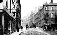 Nottingham, Victoria Street 1890