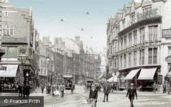 Nottingham, Wheeler Gate 1902