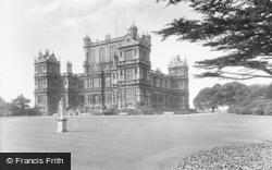 Nottingham, Wollaton Hall 1928