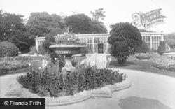 Nottingham, Wollaton Hall Gardens 1928