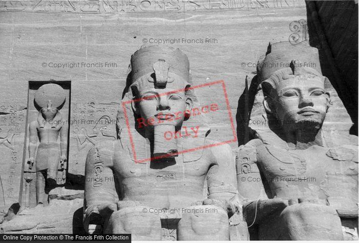 Photo of Nubia, Abu Simbel 1997
