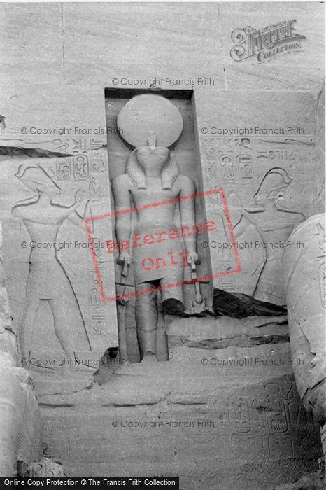 Photo of Nubia, Abu Simbel, Re Horakhty 2004