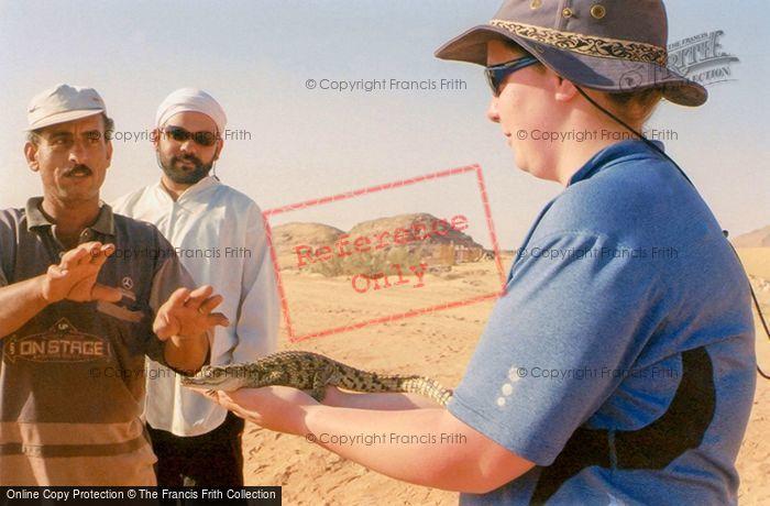 Photo of Nubia, Crocodile 2004