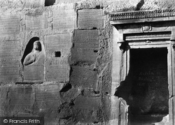 Nubia, Greek Tablets At Wady Kardassy 1860