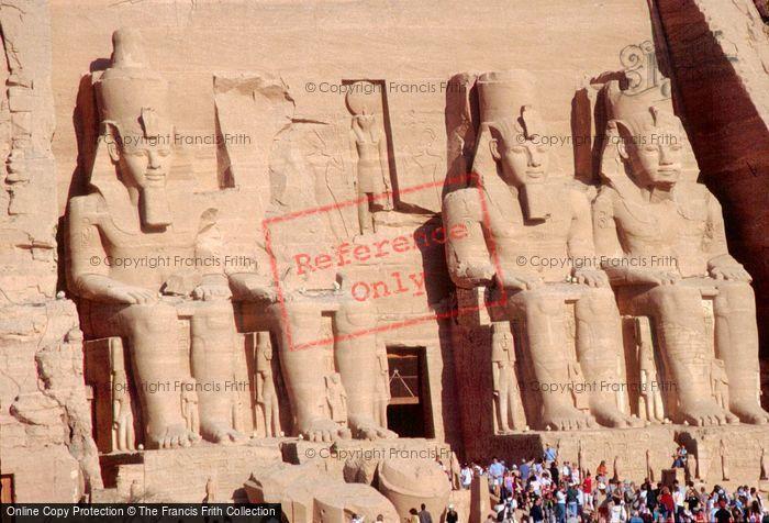 Photo of Nubia, Temple Of Rameses II, Abu Simbel 2004