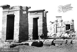 Nubia, The Temple Of Dabod 1860