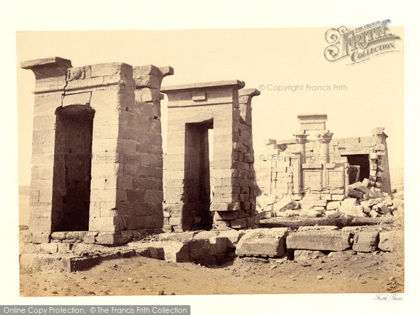 Photo of Nubia, The Temple Of Dabod 1860
