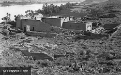 Nubia, The Temple Of Kalabshe 1860