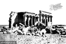Nubia, The Temple Of Maharraka 1860