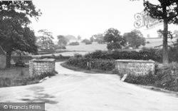 Nunburnholme, Wold c.1955