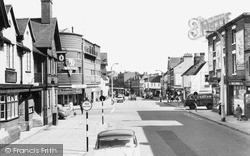 Nuneaton, Abbey Street c.1960