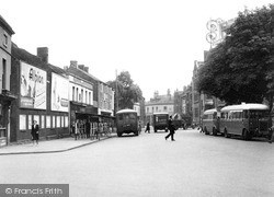 Nuneaton, Bond Gate c.1945