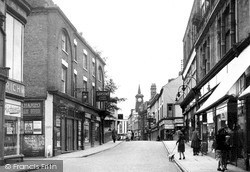 Nuneaton, Bridge Street c.1945