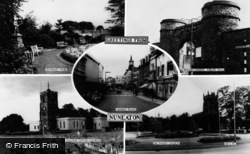 Nuneaton, Composite c.1960