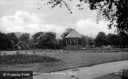 Riversley Park c.1945, Nuneaton