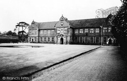 Nuneaton, The Stables, Arbury Hall c.1960